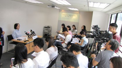 cross border press conference